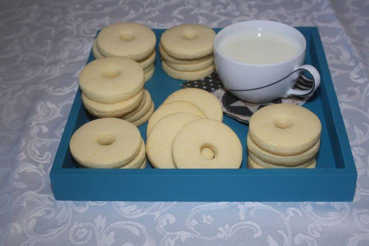 Macine del Mulino Bianco - Millstone biscuits with cream