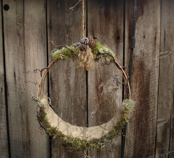 """Woodsy Wonders Props & More — """"Harvest Collection-Round Burlap Hammock"""" Another Woodsy Wonders Original- Second in Series"""