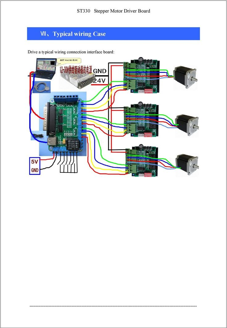 Image Result For Dm542t Wiring Diagram St