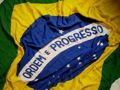 Brazilian Flag Sarong - Brasil Canga