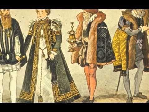 ▶ Fashion History: Egyptian Through 18th Century - YouTube