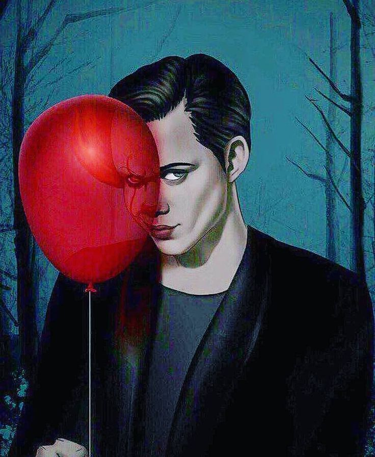 1,415 вподобань, 2 коментарів – SAMUEL LIKED❤ X1 (@dirks.11.losers) в Instagram: «#it #itmovie #BillSkårsgard #pennywisetheclown #pennywise #weallfloat #youllfloattoo #🎈…»