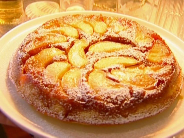 Recipe Apple Cake Lard