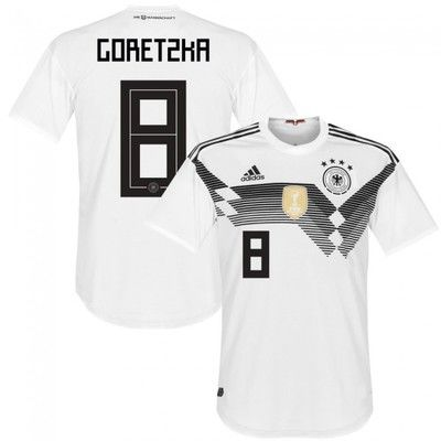 2018 World Cup Germany Shirt #8