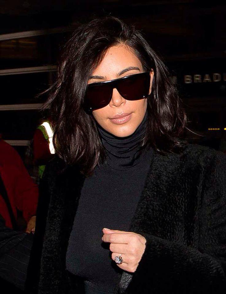 Kim Kardashian doesn't look like this anymore...