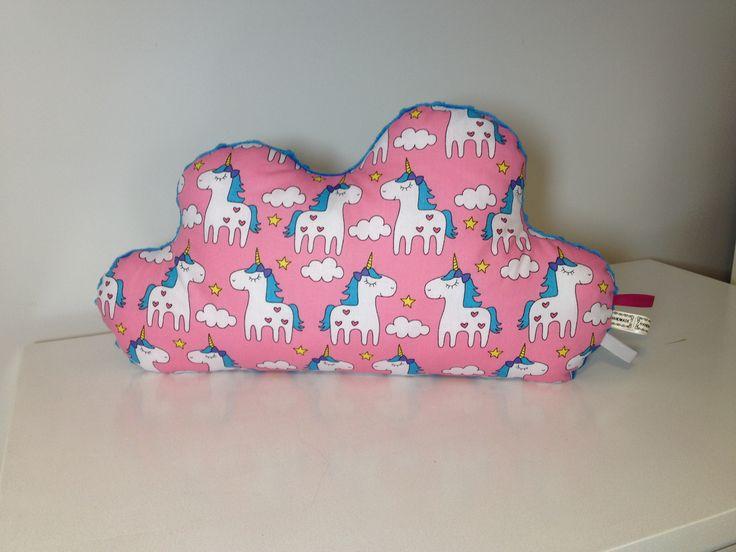 Poduszka chmurka obłoczek pillow