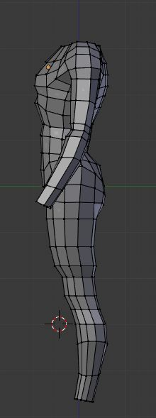 Body topology - 3DTotal Forums