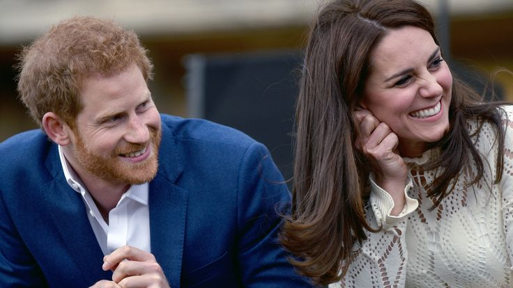 The big sister he never had: Prince Harry opens up about Duchess Kate