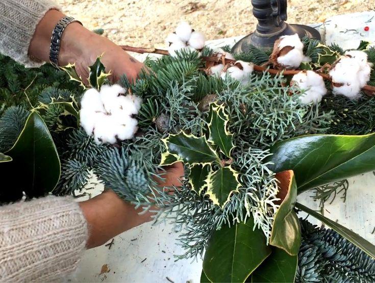 Come fare le ghirlande natalizie in stile nordico