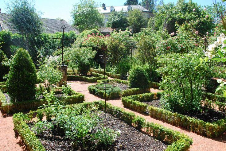 55 best jardin images on Pinterest Garden ideas, Gardens and