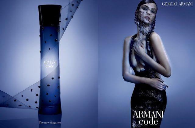 Fantasy Fashion Design: Armani Code Satin, el perfume juvenil que te encantará