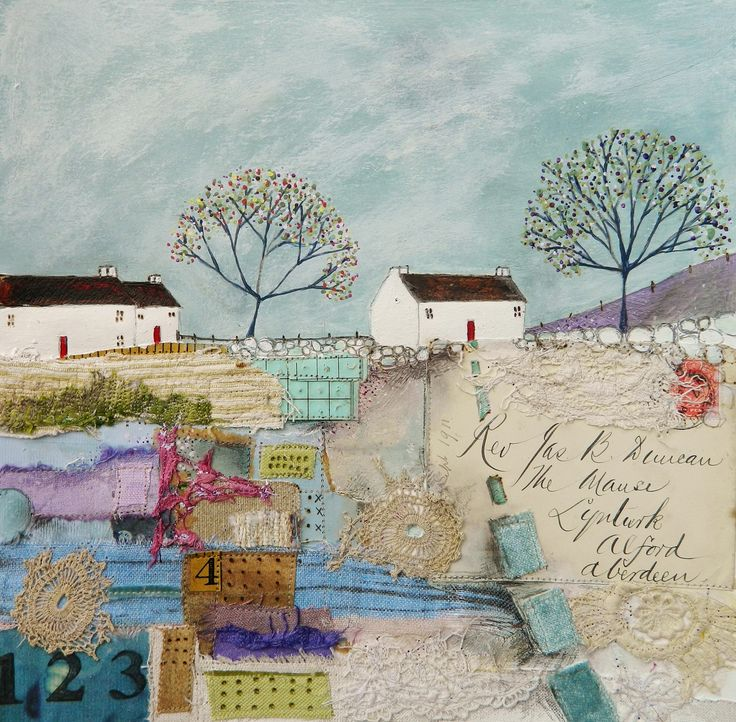 ''Follow the path to the old post office'' By Louise O'Hara
