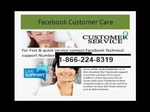 Facebook  Customer Care Number@1-866-224-8319