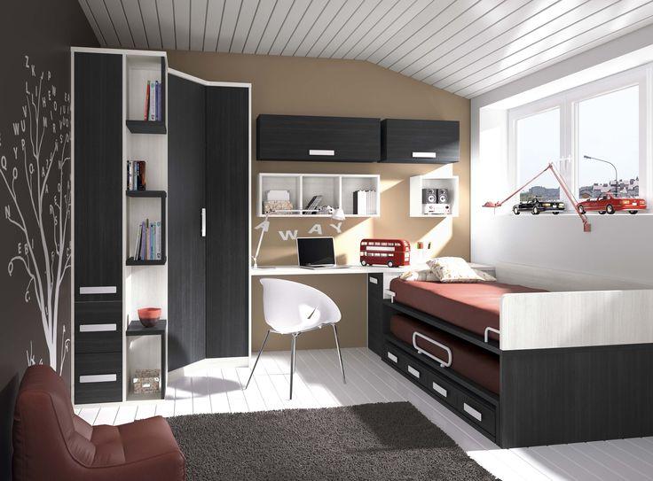 NEW FORMAS 2012: Innovacin en dormitorios para los ms jvenes