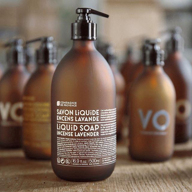 Bringing you the best for your bathroom #handsoap #versionoriginale #compagniedeprovence