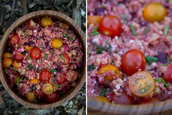 how to eat tabouli salad