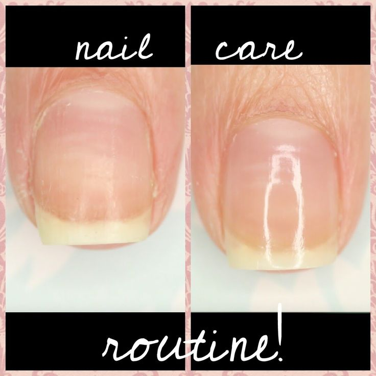 Care Nail 101: My Nail Care Routine