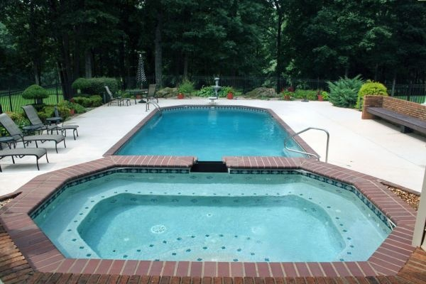 Project 15 abstract pools greenville sc pool builders for Pool design greenville sc
