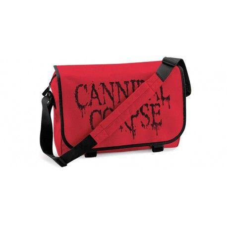 Geanta Cannibal Corpse: Logo