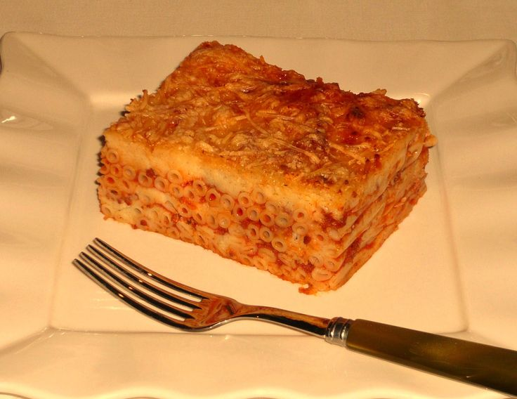 Pasticcio gréco-italien Pasticcio greco-italiano Ελληνοϊταλικό παστίτσιο http://recetteshippocratiques.unblog.fr/2013/06/27/pasticcio/