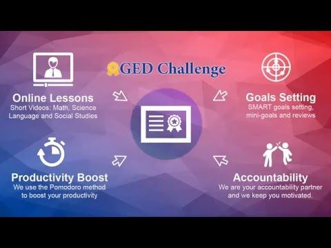 What are some good GED websites?