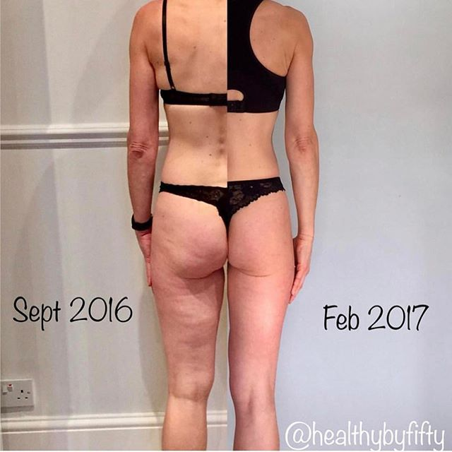 @healthybyfifty Pretty AMAZING FOR A 47 YEAR OLD!!! Results using my #bbg program Check it out at www.kaylaitsines.com/app