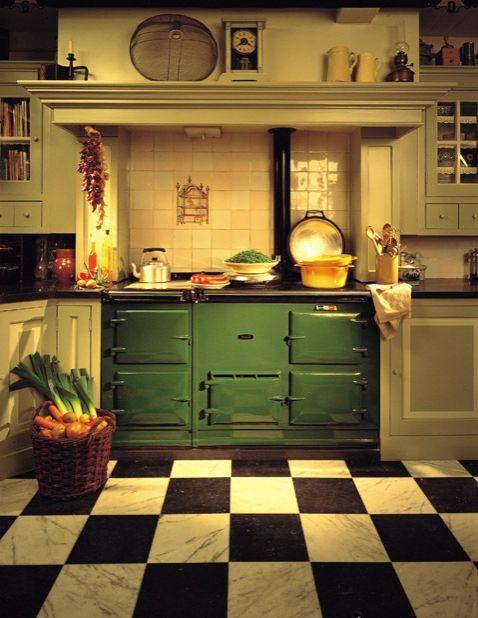 Schouw met smalle panelen zelfde als de keuken?