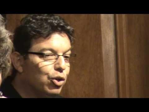 José María Álvarez Muñoz,director CORO UNIVERSIDAD CEU SAN PABLO, presen...