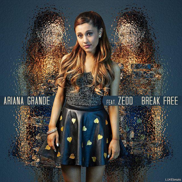 Ariana Grande Thank You Song Download: Download: Ariana Grande Ft. Zedd - Break Free