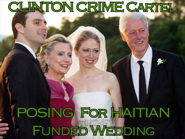 Where are the billions George Clooney and the Clintons raised through the world-wide appeal for Haiti's earthquake victims? Haiti never received it - but Chelsea had an opulent, über-expensive wedding; George and his mozzie bride had a wildly extravagant Venice wedding, replete with week-long celebrations, entertaining the world's top celebrities at the most exclusive hotels/venues, whilst - years later - Haiti's earthquake victims remain under tarps ...