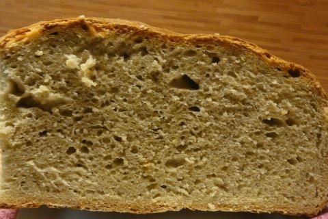 Jak upéct domácí chléb s přídavkem brambor | recept