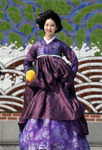 #Hanbok Parade | Spring of Insadong, Seoul (March 22, 2014)