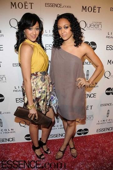 Black Celebrity Twins Besides Tia & Tamera   MadameNoire