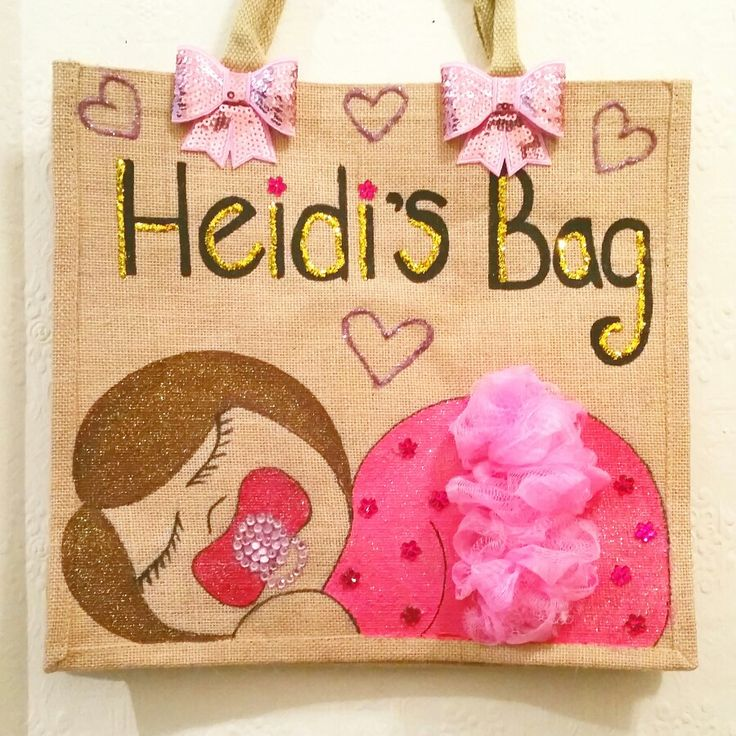 Heidi nappy bag