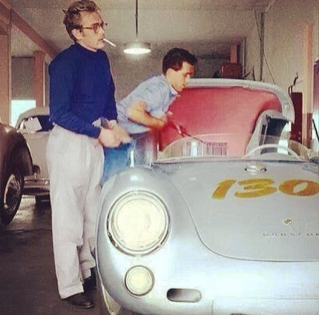 Photos Of James Dean And The Little Bastard: 54 Best Images About James Dean On Pinterest