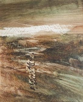CONVICT By Sidney Nolan