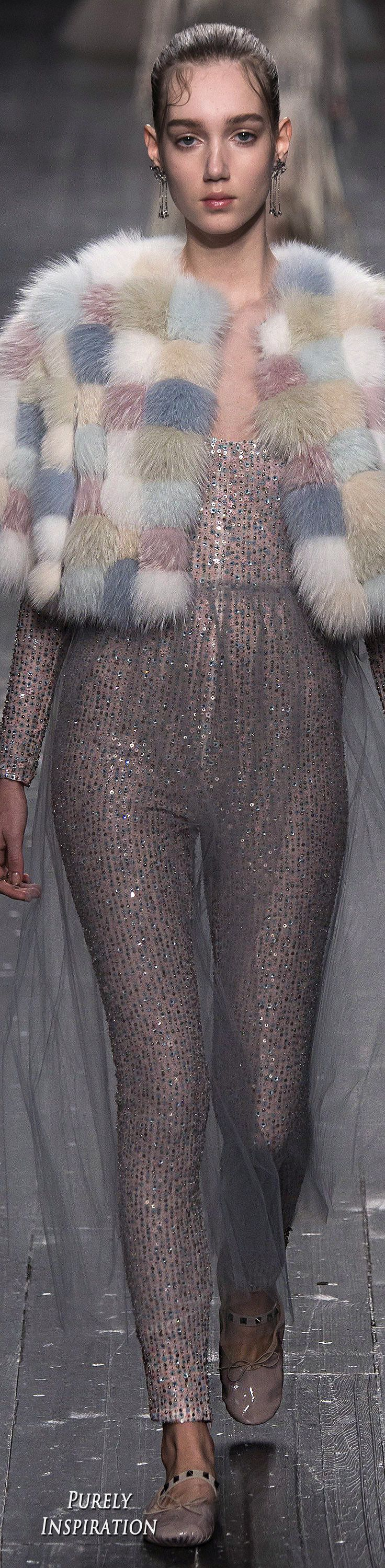 Valentino FW2016 Women's Fashion RTW | Purely Inspiration