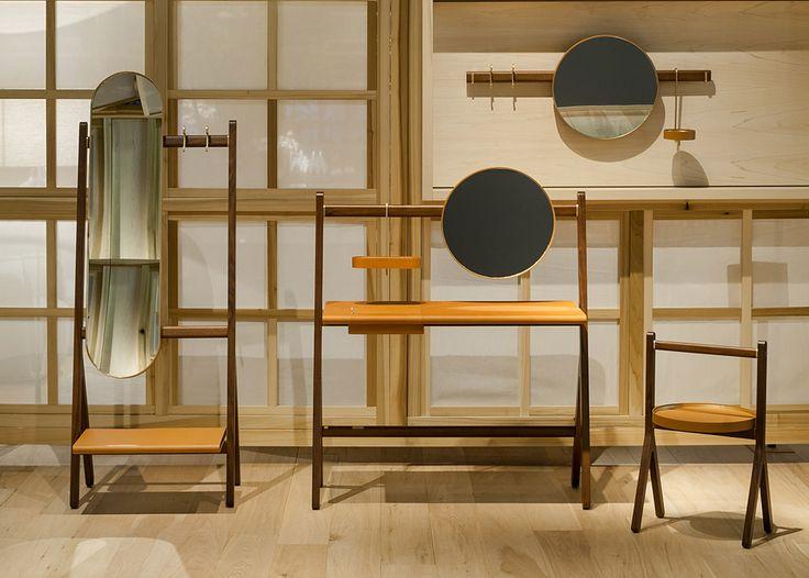 Neri&Hu designs Ren furniture for Poltrona Frau