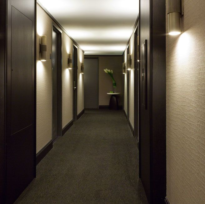 Lighting For Hallway: Corridors And Walkways On