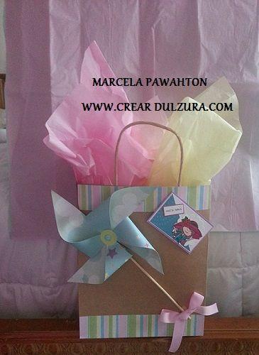 Bolsas decoradas!!!