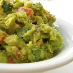 You can make this avocado salad smooth or chunky depending on your tastes. — Bob Cody