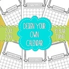 These calendars can be used in SO many ways! Your students will love having a place to demonstrate their creativity!  Included: August 2013 - July ...