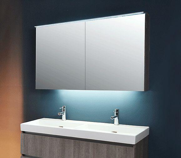 Ink spiegelkast SK1 120 cm