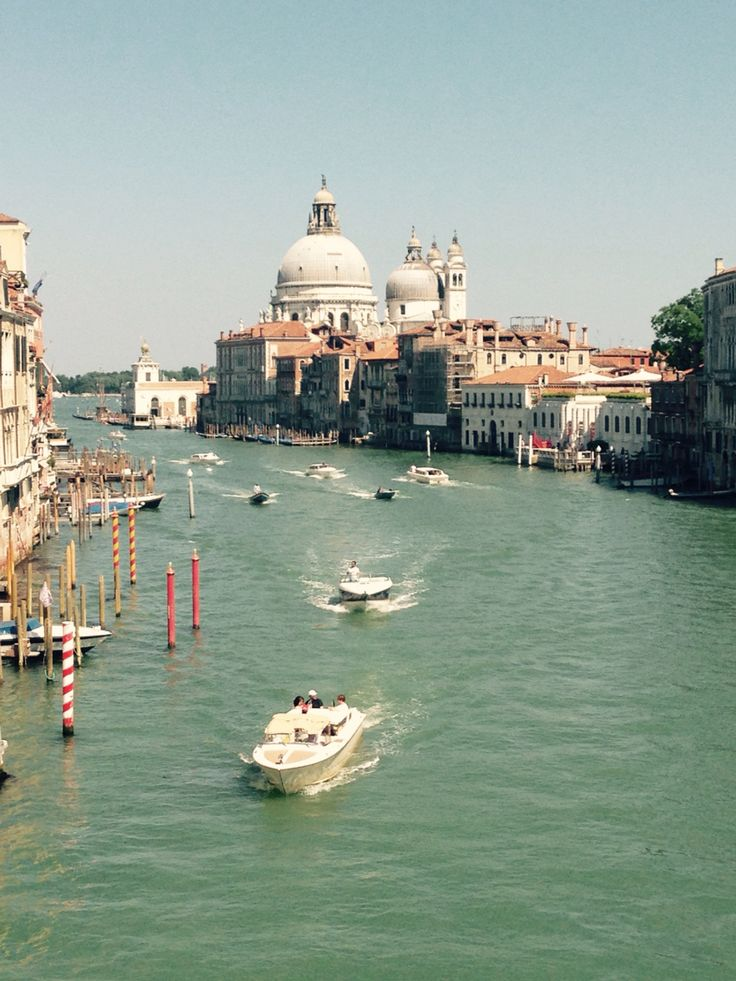 The Grand Canal // Venice.