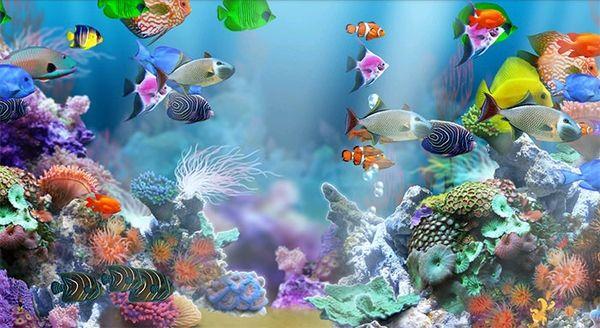 50 Best Aquarium Backgrounds Aquarium Live Wallpaper Aquarium Backgrounds Live Wallpaper For Pc