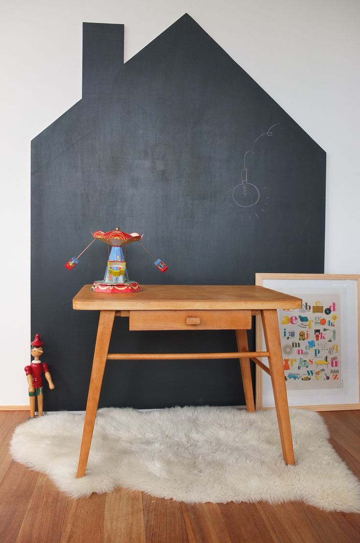 Bureau maternelle Baumann