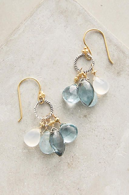 Blue Hour Drops - anthropologie.com