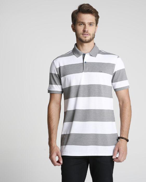 95c373811 Camisa Polo Listras Piquet em 2019 | ALÊ - Moda & Estilo - Look Book ...