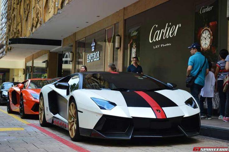 Lamborghini Aventador Novitec Torado 2