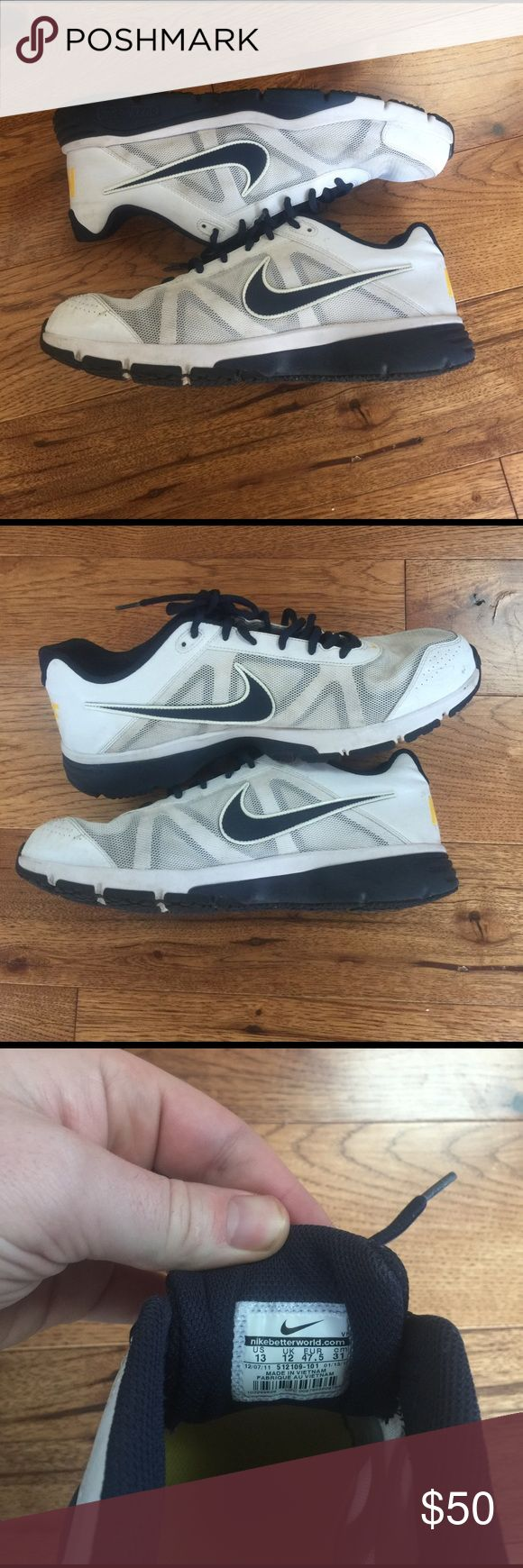 Nike Dual Fusion TR III Training Sneaker Size 13 Nike Dual Fusion TR III Training Sneaker Size 13. Like new. Worn maybe twice. Nike Shoes Sneakers